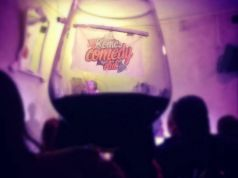 Rome's Comedy Club Halloween show