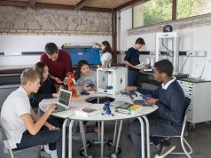 New FabLab for Rome's Marymount School