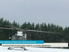 Live rescue from avalanche hit hotel in Abruzzo