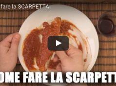 How to do Scarpetta...