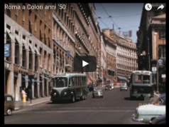 Rome in the 50's