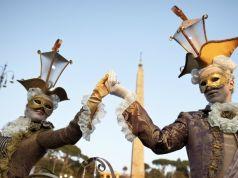 Rome celebrates Carnevale