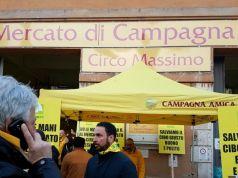 Rome closes Circus Maximus farmers' market