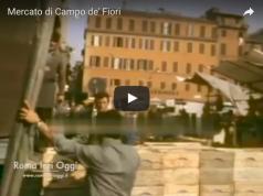 Campo dei Fiori in the 70s