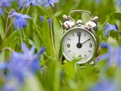 Clocks spring forward on 26 March