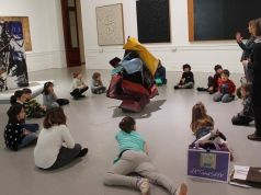 Art and Seek children events at MAXXI and GNAM