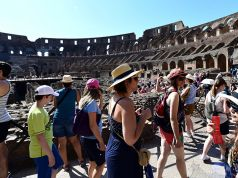 Concern over lack of security at Colosseum