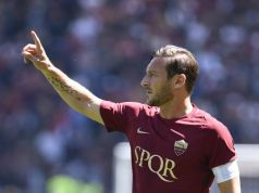 Totti hangs up his boots