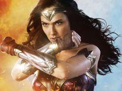Wonder Woman showing in Rome cinemas