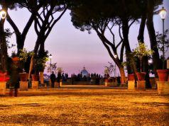 Rome's Giardino degli Aranci