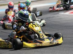 Go-karting in Rome