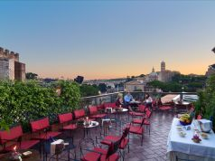 Rooftop Aperitivo in Trastevere with FiR