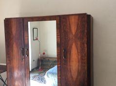 2 wardrobes, kitchen unit, sofa