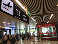 Rome upgrades tourist info point at Fiumicino airport