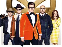 Kingsman: The Golden Circle in Rome cinemas