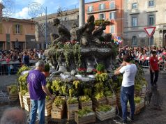 Marino wine festival near Rome