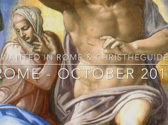 The Sacred and the Sexual Tour. Wanted in Rome and Chris the Guide