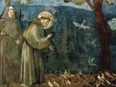 Saint Francis of Assisi, Patron saint of Italy.