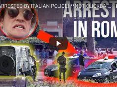 Logan Paul Vlogs arrested in Rome