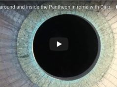 The Pantheon, as you've never seen it.
