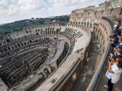 Colosseum upper levels open to public