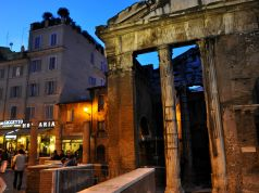 Ghetto: walk, terme and dinner