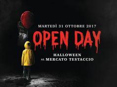 Halloween Open Day at Mercato di Testaccio