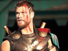 Thor: Ragnarok showing in Rome cinemas
