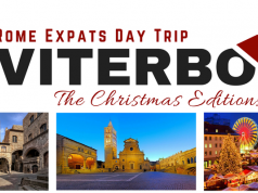 """Dic 16 - Rome Expats Day Trip to Viterbo """"The Christmas Edition"""""""