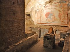 Visit the Barberini Mithraeum and the San Carlino Crypt with Wanted in Rome Tours