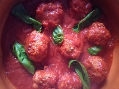 Wanted in Rome recipe: Polpette al Sugo