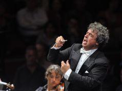 Symon Bychkov conducts at Accademia Santa Cecilia