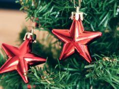 Christmas at Rome's Testaccio market