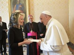 Callista Gingrich is new US ambassador to Holy See