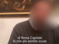 Online public apology for insulting Rome police