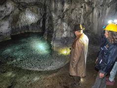 Underground lakes found under Rome's Coelian hill