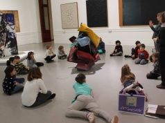 Artisti all'Opera children's cultural workshops in English