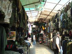 Via Sannio market