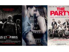 English language cinema in Rome 8-14 February