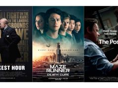 English language cinema in Rome 1-7 February