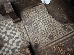 Rome Metro C works uncover second-century military home