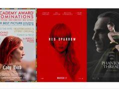 English language cinema in Rome 1-7 March