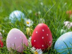Easter Egg Hunt for kids at Rome's Hortus Urbis