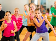 Kids' musical theatre masterclass in English