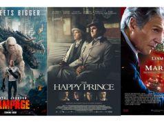 English language cinema in Rome 12-18 April