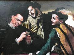 Rome police remove political street art