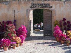 Floracult garden fair in Rome
