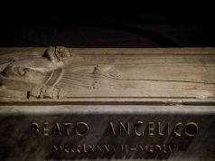 Fra Angelico tomb vandalised in Rome
