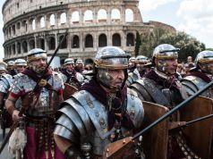 Rome celebrates 2,771st birthday on 21 April 2018