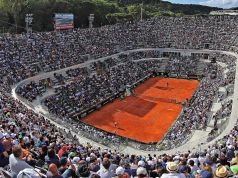 BNL International Tennis Tournament in Rome
